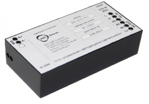 Light-emitting diode luminare control unit (LCU-D.01.PLC)
