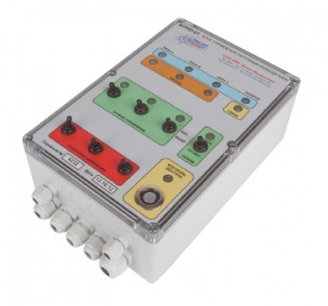 Outdoor lighting control unit (OLCU)